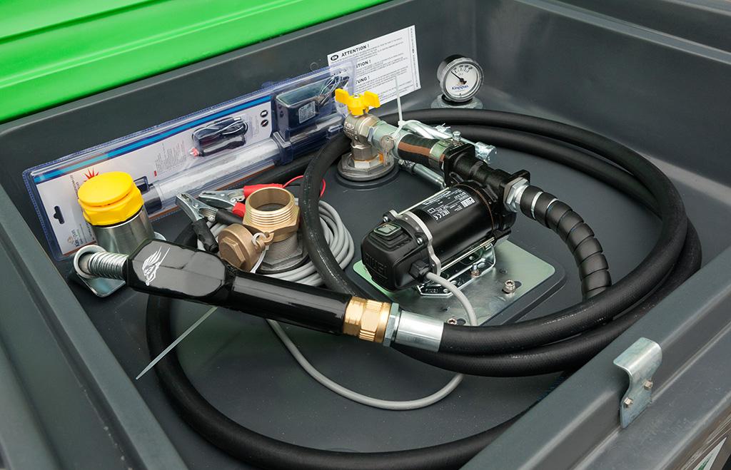 Mobile Diesel Tankanlage Truckmaster 430 L Einwandig Steinheimer